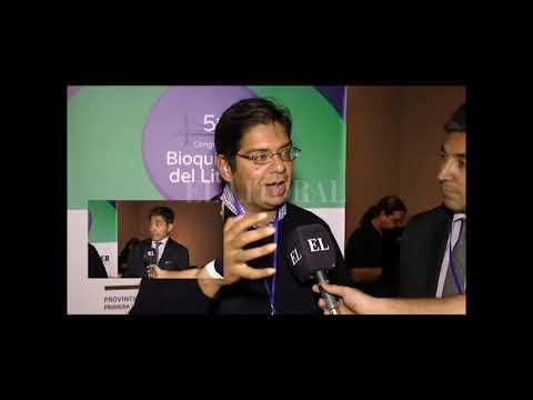 ESPECIALISTAS NORTEAMERICANOS DISERTARON EN EL CONGRESO DE BIOQU�MICOS DEL LITORAL