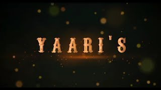friendship is best Yaari's telugu short film - YOUTUBE