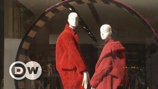 Ready, checked, go! - Winter fashion | Euromaxx - DEUTSCHEWELLEENGLISH