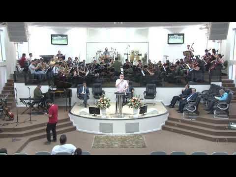 Orquestra Sinfônica Celebração - Harpa Cristã | Nº 227 | Deus amou este mundo - 11 11 2018