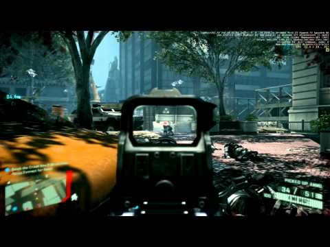 Crysis 2 Gameplay (PC) -f1q94IN5BP8