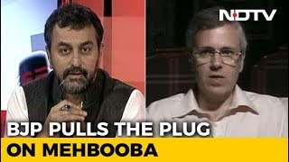 Congress-NC-PDP Alliance Wasn't An Open-Ended Offer: Omar Abdullah To NDTV - NDTV