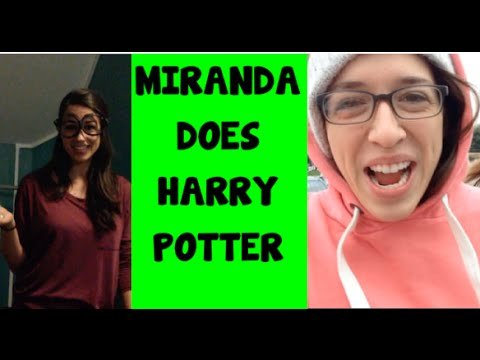 Miranda Does Harry Potter