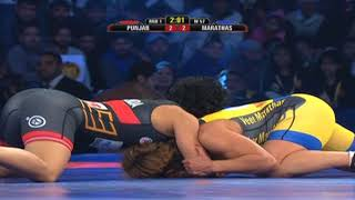 PWL 3 Day 6: Pooja Dhandha Vs Marwa Amri at Pro Wrestling League Season 3 | Highlights - NEWSXLIVE