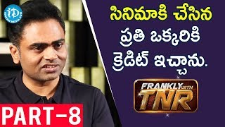 Maharshi Director Vamsi Paidipally Exclusive Interview Part #8 || Frankly With TNR - IDREAMMOVIES
