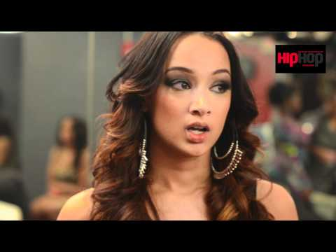 "Interview: Draya Michele talks about Waka Flocka's ""Round of Applause"" Official Video"