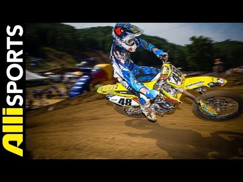 Jimmy Albertson's Motocross Idols + Best Race Battle, My 5 Alli Sports