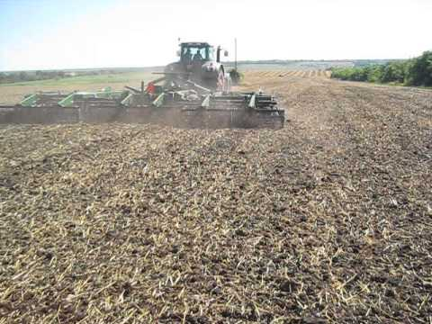 JOHN DEERE 2623VT Vertical Tillage (Ukraine 19.06.2014)