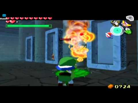 Let's remember - 24 - Zelda Wind Waker : Ganon se rapproche dangereusement !