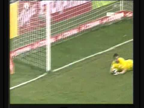 AEL-Panathinaikos  2-0 Goals 2010-11 (Greece, 25th matchday)