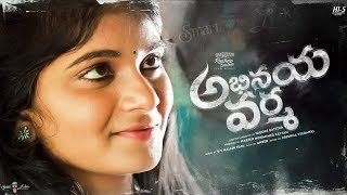 Abhinaya Varma - Latest Telugu Short Film 2018 - YOUTUBE