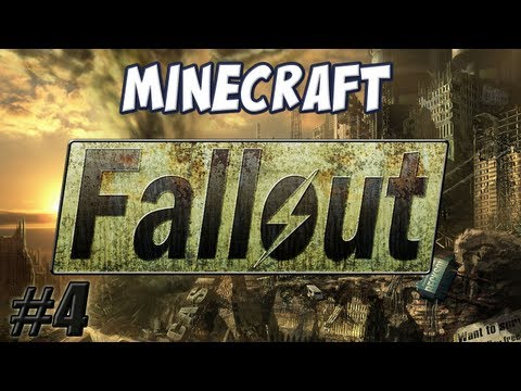 Minecraft Fallout Part 4 - The Vault Key