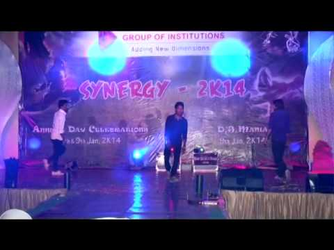 BOMMA Synergy 2k14 - Medley by Sajjan & Group 2