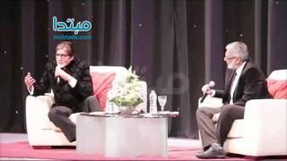 بالفيديو.. أميتاب بتشان يعلن حبه لجمهوره المصرى ويلقى أبيات شعر لهم