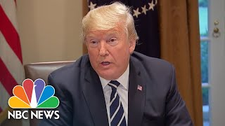 Watch President Donald Trump Doubt Russian Meddling, Then Take It Back The Next Day | NBC News - NBCNEWS