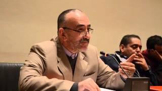 فيديو: كلمة إدريس سالك باسم لجنة الدعم والتضامن مع الزميل نجيب مصباح