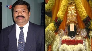 What Happened In Tirumala | Christian Priest Controversial Comments On Tirumala : TV5 News - TV5NEWSCHANNEL