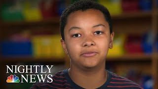 Kids Deliver A Special Message In Honor Of Father's Day | NBC Nightly News - NBCNEWS
