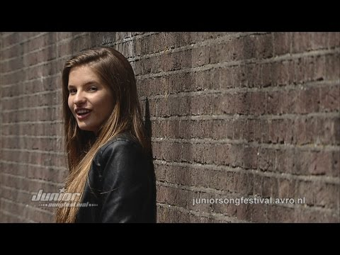 Julia - Around | Officiële Videoclip Junior Songfestival 2014