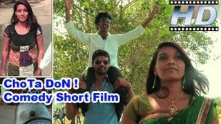 Chota Don | A Comedy Short Film | By Praneeth - YOUTUBE