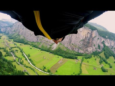 Swiss BASE Jump | Remembering Roner