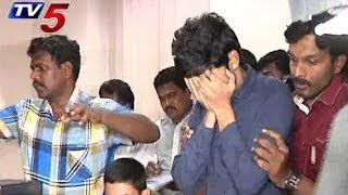 Manam Piracy Makers Arrested in hyderabad - TV5NEWSCHANNEL