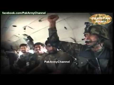 Yeh Waqt Gawahi De Ga - Tribute to Pakistan Army