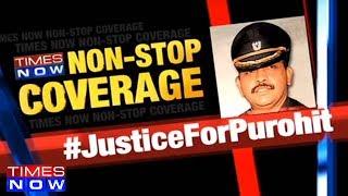 Malegaon Blast Case: Col. Purohit's Judgement Copy With Times NOW - TIMESNOWONLINE