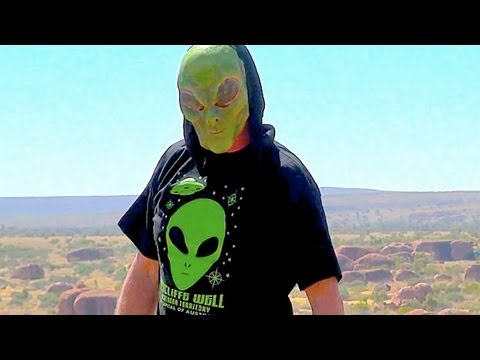WTF? Did I just see a UFO!? - Blunty goes Alien Hunting! (Pt.2)