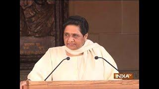 After Rajya Sabha defeat, Mayawati accuses BJP of misusing govt machinery - INDIATV