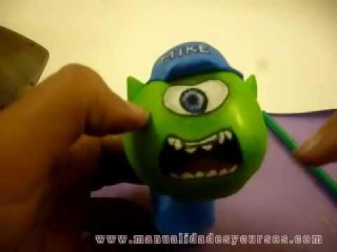 Moldeado gorro en goma eva para muñecos 3D/fofuchas