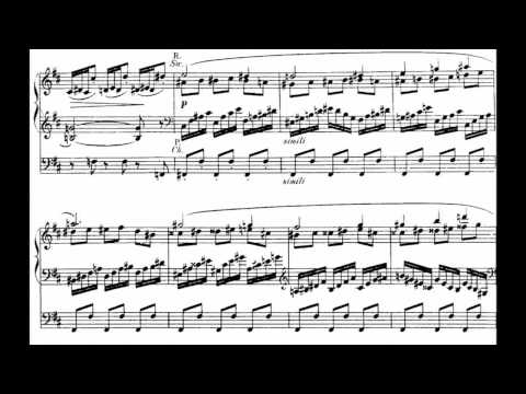 Louis Vierne - Feux Follets
