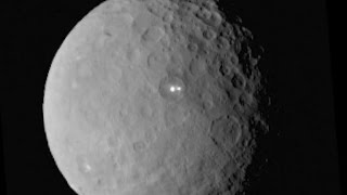 Vote now: What are those bright spots on the surface of Ceres? - CNETTV