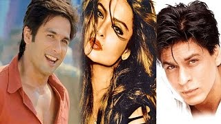 Bollywood News in 1 minute - 23/09/2014 - Shahrukh Khan, Shahid Kapur, Rekha