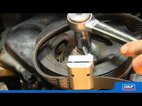 SKF - Outil de montage SKF réutilisable pour courroies élastiques  - VKN 300