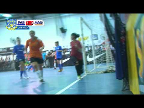 Sydney Magic vs Parramatta Blues, WFAFL Cup Final,  Futsal Oz: Women's FAFL 2014