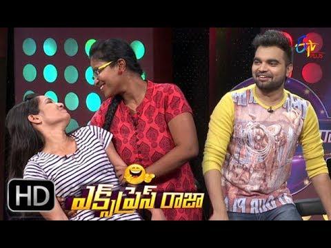 Express Raja   15th June 2017   Full Episode 194   ETV Plus   cinevedika.com