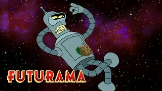 FUTURAMA | Season 3, Episode 20: Lord Bender | SYFY - SYFY