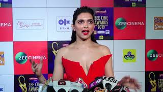 "Deepika Padukone on her WAX Statue: ""Its a really a SURREAL Experience""