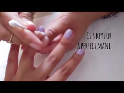 Nail Tips For a Perfect Mani♡ | Prettyinpolishnails