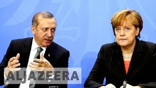Germany criticises Turkey jailing of rights activists as relations worsen - ALJAZEERAENGLISH