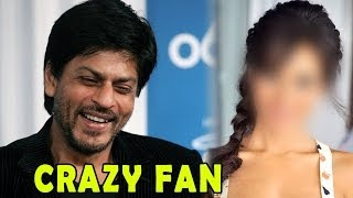 Shahrukh Khan's CRAZY FAN!! Bollywood News