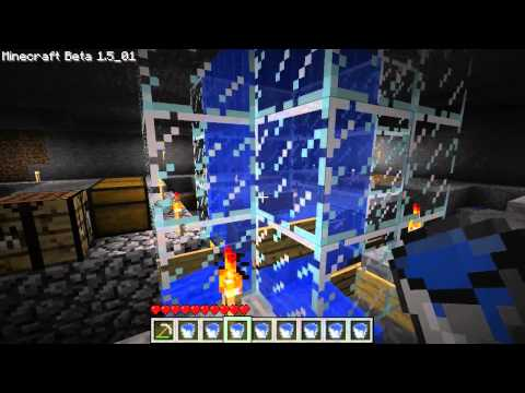 Minecraft - Tutorial: Hostile Mob System (Revised)