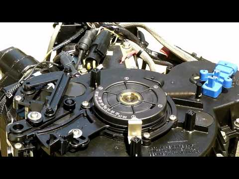 How To: Replacing the Optical Sensor on a Johnson / Evinrude Outboard Motor