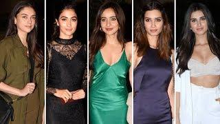 Ananya Pandey, Kartik Aaryan, Sophie Choudry @Punit Malhotra's Valentine Day Party - HUNGAMA
