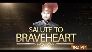 "India TV Special: ""Salaam India Awards 2014""- Late Sepoy Vikram - INDIATV"