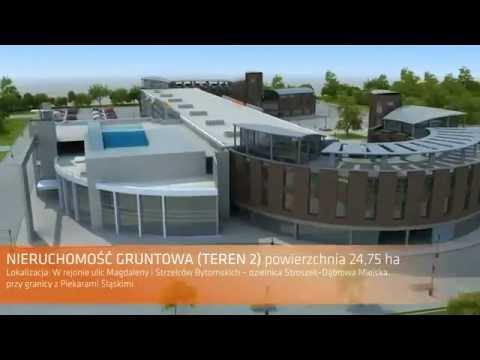Promocja terenów inwestycjnych zlokalizowanych w Bytomiu
