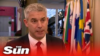 Brexit Minister Barclay: both sides want a deal - THESUNNEWSPAPER