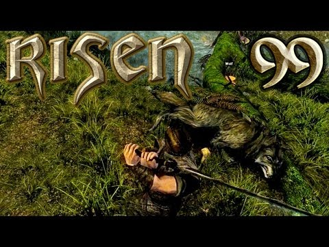 Let's Play Risen HD #099 [Deutsch] [HD+] - Stippvisite beim Burgherrn