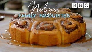 Mocha Swirls | Nadiya's Family Favourites - BBC - BBC